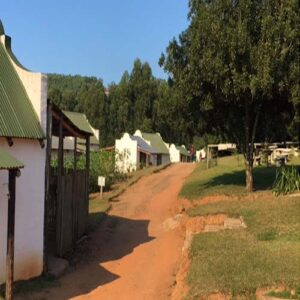 Entrance to the africa silks farm - Things to do in Nelspruit - Shandon Lodge