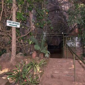 Entrance to the Sudwala Caves - Things to do in Nelspruit -Shandon Lodge