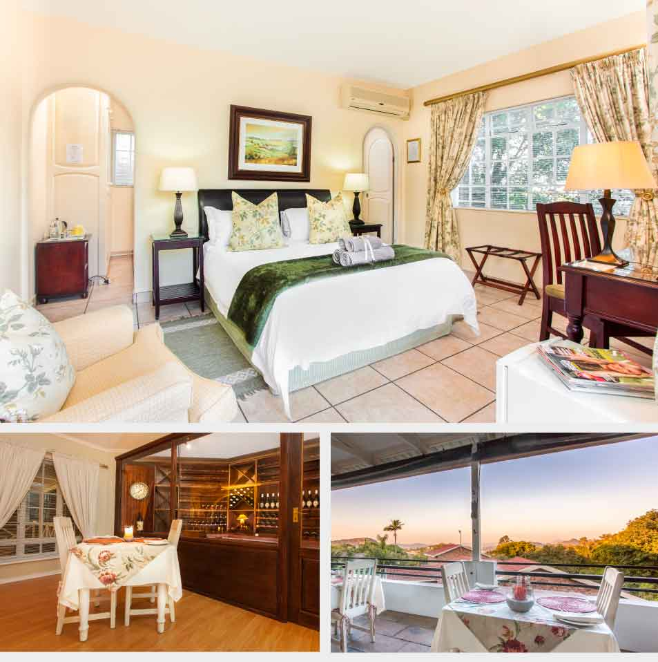 image of affordable cheap guest houses in nelspruit mbombela Shandon Lodge