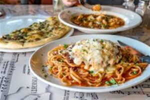 Delicious pasta meals from Stefanos Restaurant - Restaurants in Nelspruit - Shandon Lodge