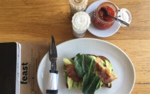 A quick breakfast from The Feast - Restaurants in Nelspruit - Shandon Lodge