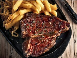 Delicious steak from Turn and Tender - Restaurants in Nelspruit - Shandon Lodge