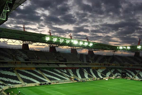 Mbombela Stadium - Nelspruit Accommodation - Shandon Lodge