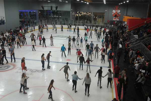 Nelspruit Ice Rink - Places to visit in Nelspruit - Shandon Lodge