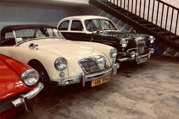 White River Car Museum - Places to Visit in Nelspruit - Shandon Lodge