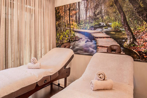2 Spa Bed at Leaves Spa in Nelspruit - Spa Nelspruit - Shandon Lodge